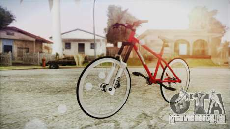Scorcher Racer Bike для GTA San Andreas