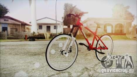 Scorcher Racer Bike для GTA San Andreas
