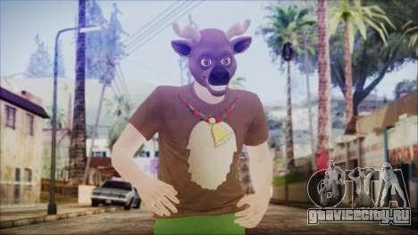 GTA Online Skin 11 для GTA San Andreas