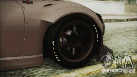 Toyota GT86 Rocket Bunny Tunable HQLM для GTA San Andreas вид сзади слева