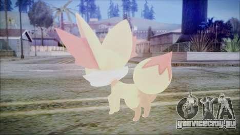 Fennekin (Pokemon XY) для GTA San Andreas второй скриншот