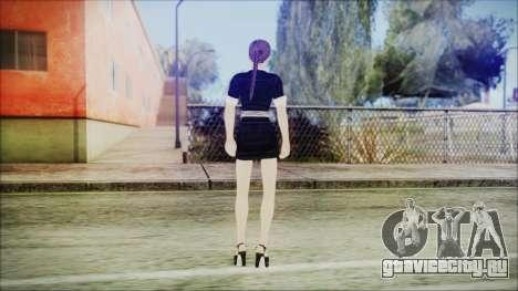 Lara Flaca Business Suit для GTA San Andreas третий скриншот