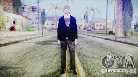 GTA Online Skin 25 для GTA San Andreas второй скриншот