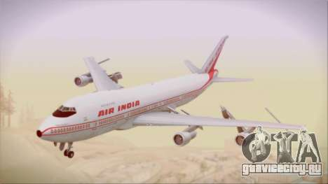 Boeing 747-237Bs Air India Vikramaditya для GTA San Andreas