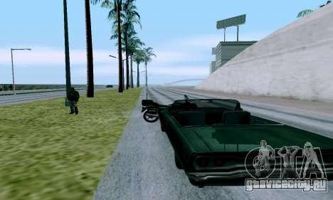 uM ENB для слабых ПК для GTA San Andreas второй скриншот