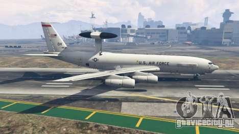 Boeing E-3 Sentry для GTA 5 второй скриншот