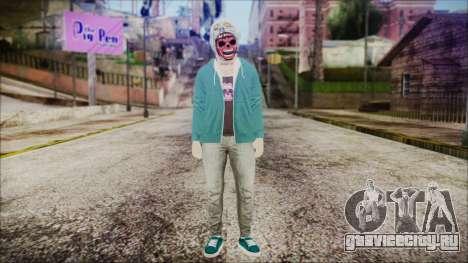 GTA Online Skin 21 для GTA San Andreas второй скриншот