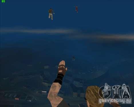 Безумие в штате San Andreas v1.0 для GTA San Andreas восьмой скриншот