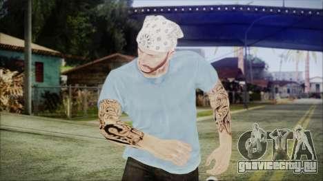 GTA Online Skin 5 для GTA San Andreas