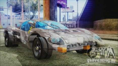 Ferrari P7 для GTA San Andreas