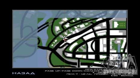 Итальянский бар Gangstaro в Лос-Сантосе для GTA San Andreas шестой скриншот