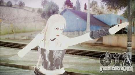 DMC4 Trish для GTA San Andreas