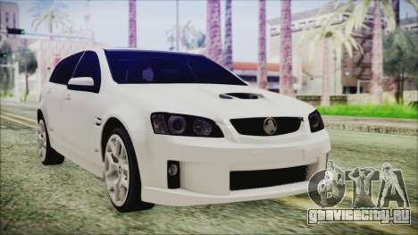Holden Commodore VE Sportwagon 2012 для GTA San Andreas