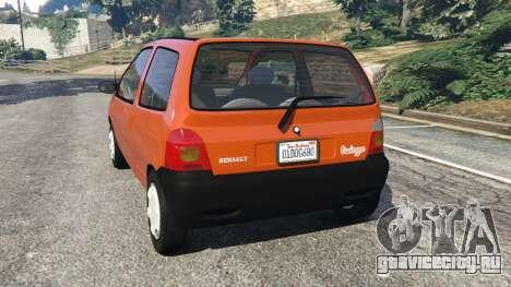 Renault Twingo I для GTA 5