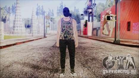 GTA Online Skin 6 для GTA San Andreas второй скриншот