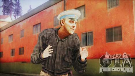 World In Conflict Lebdjev для GTA San Andreas