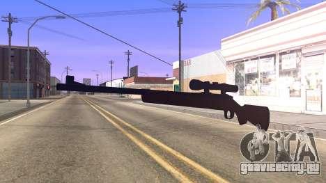 Remington 700 HD для GTA San Andreas второй скриншот