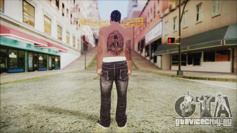 Skin GTA Online 1 для GTA San Andreas третий скриншот