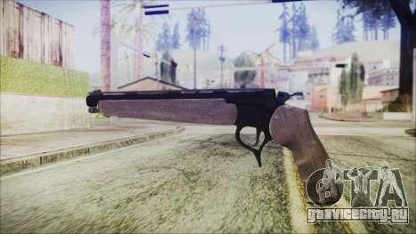 GTA 5 Marksman Pistol - Misterix 4 Weapons для GTA San Andreas второй скриншот