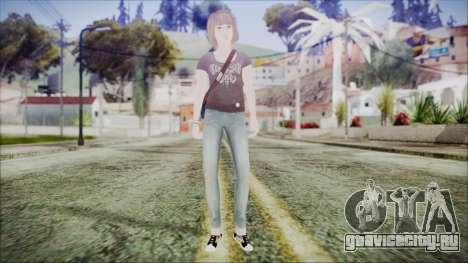 Life is Strange Episode 5-1 Max для GTA San Andreas второй скриншот
