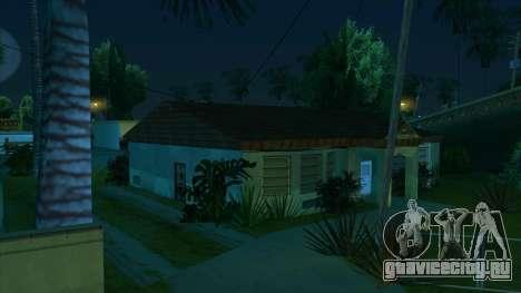 ENB Settings Janeair 1.0 Light для GTA San Andreas третий скриншот