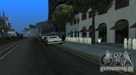 Итальянский бар Gangstaro в Лос-Сантосе для GTA San Andreas третий скриншот