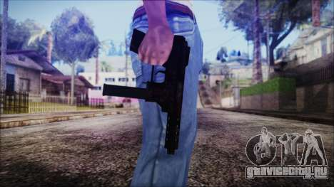 TEC-9 Search and Rescue для GTA San Andreas третий скриншот