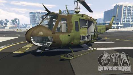 Bell UH-1D Huey Royal Canadian Air Force для GTA 5