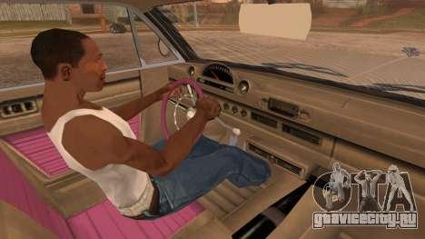 GTA 5 Declasse Clean Voodoo для GTA San Andreas вид справа