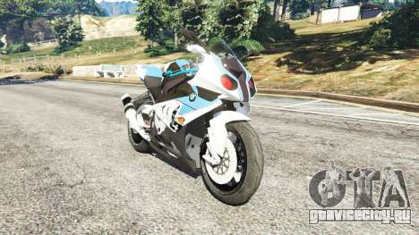 BMW HP4 для GTA 5