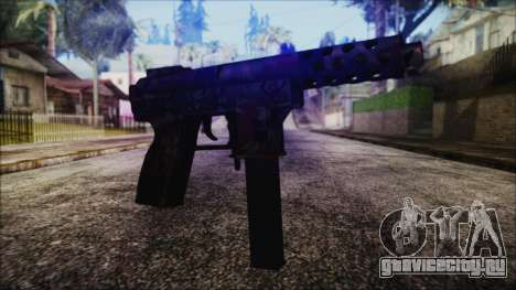 TEC-9 Search and Rescue для GTA San Andreas