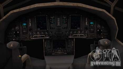 Tom Clancys Splinter Cell Blacklist Scout для GTA San Andreas вид справа