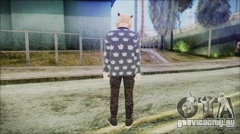 GTA Online Skin 58 для GTA San Andreas третий скриншот