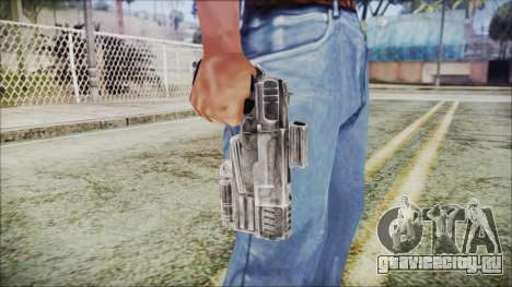 Fallout 4 Heavy 10mm Pistol для GTA San Andreas третий скриншот