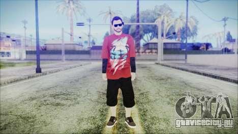 GTA Online Skin 27 для GTA San Andreas второй скриншот