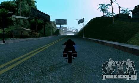 uM ENB для слабых ПК для GTA San Andreas пятый скриншот