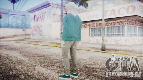 GTA Online Skin 21 для GTA San Andreas третий скриншот