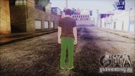 GTA Online Skin 11 для GTA San Andreas третий скриншот