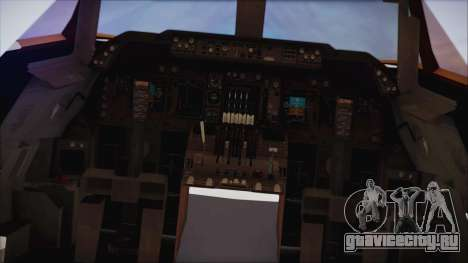 Boeing 747-237Bs Air India Emperor Ashoka для GTA San Andreas вид справа