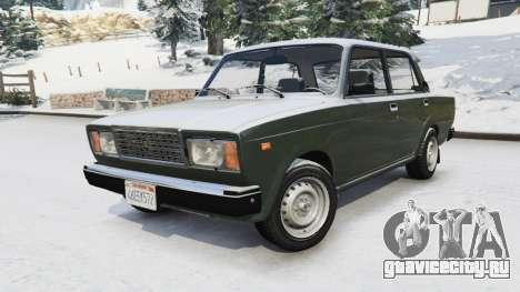 ВАЗ-2107 [Riva] v1.1 для GTA 5