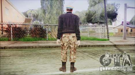 World In Conflict Lebdjev для GTA San Andreas третий скриншот