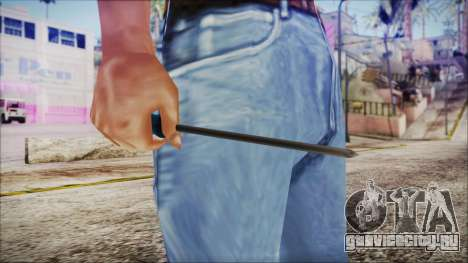 Screwdriver HD для GTA San Andreas