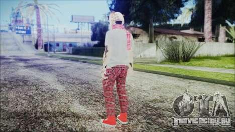 GTA Online Skin 54 для GTA San Andreas третий скриншот