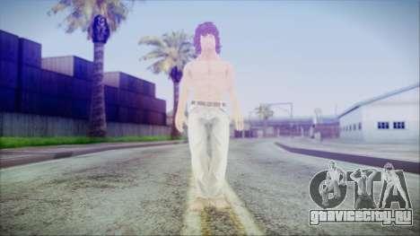Rambo City Shirtless для GTA San Andreas второй скриншот