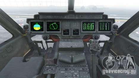 Bell UH-1Y Venom v1.1 для GTA 5 пятый скриншот