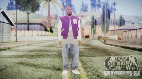 GTA 5 Ballas 3 для GTA San Andreas второй скриншот