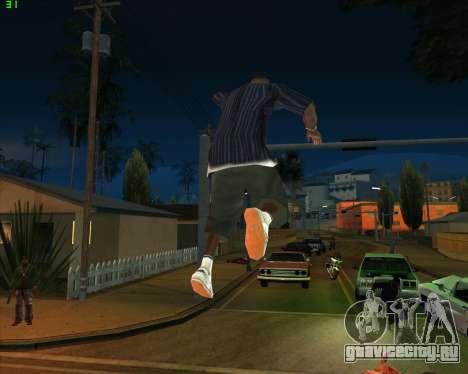 Безумие в штате San Andreas v1.0 для GTA San Andreas девятый скриншот