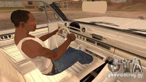 GTA 5 Declasse Clean Voodoo Hydra Version для GTA San Andreas вид сзади слева