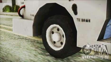 BF3 Push Car для GTA San Andreas вид сзади слева