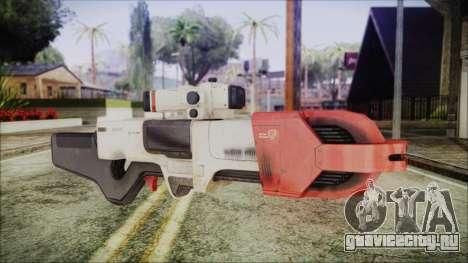 Fallout 4 Focused Institute Rifle для GTA San Andreas